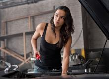 "Michelle Rodríguez As Letty Ortiz In ""The Fast & The Furious"" Franchise"