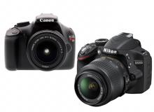 DSLR Cameras For Black Friday