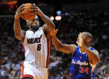 Heat Clippers Reuters Pic