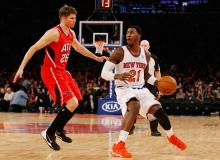 Iman Shumpert Knicks Reuters
