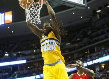 Kenneth Faried Nuggets Reuters