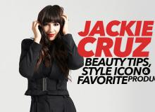 Jackie Cruz Beauty Interview with Latin Times