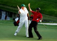 Tiger Woods 2005 Masters