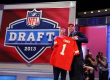 NFL Draft Eric Fisher