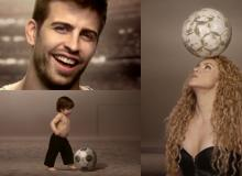 Shakira's New Music Video Features Boyfriend And Son