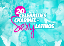 Celebs who've dated Latinos