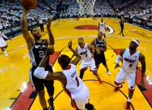NBA Finals Game 4: Spurs Vs Heat