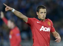 Chicharito Points To Victory