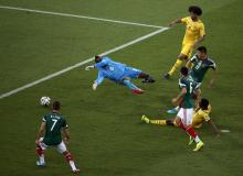 Mexico's solitary goal defeats Cameroon
