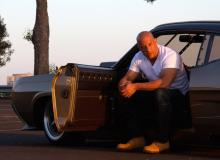 """Vin Diesel In """"Fast And Furious 7"""""""