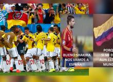World Cup 2014: Colombia Victory Dance!