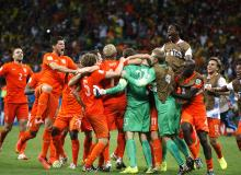 Dutch win