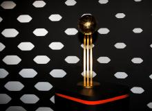 Adidas Golden Ball Trophy