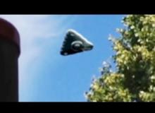Eerie New Footage Shows Triangular UFO Over Germany