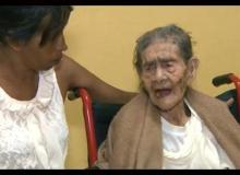 Meet the oldest woman in the world