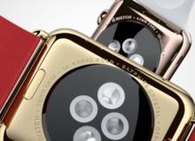 apple watch gold gallery