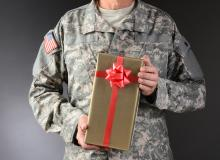 Christmas Messages for Soldiers