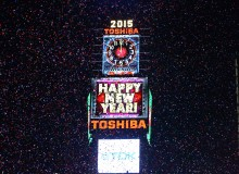 New Years Time Square