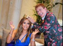 Jennifer Lopez and Osmel Sousa