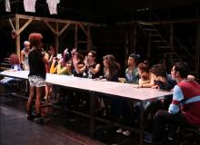 RENT Broadway musical with a full all-Cuban cast