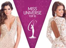 Miss Universe Top 15