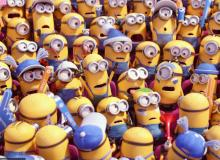 Minions Teaser At Super Bowl