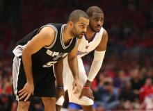 Spurs vs. Clippers game seven