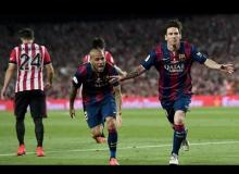 Watch This Unbelievable Individual Goal By Lionel Messi In 2015 Copa Del Rey Final
