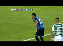 Watch All Three Goals Scored By Queretaro In The First Half Of The 2015 Clausura Final