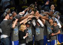Warriors Win Title