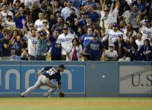 Dodgers beat Brewers
