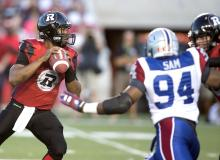 Michael Sam Montreal Alouettes