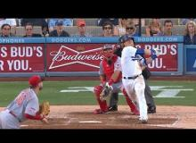 Reds Vs. Dodgers Highlights 8.15.15: LA Blasts Four Homers, Crush Cincinnati 8-3 [VIDEO]