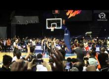 WATCH LeBron James Puts On Dunk Clinic In Manila