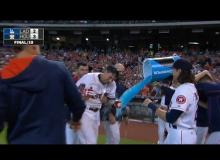 Dodgers Vs. Astros Highlights 8.23.15: Castro Caps Off Dramatic Comeback With Walk Off Homer [VIDEO]