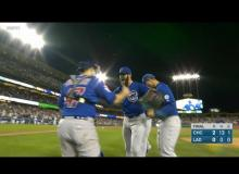 Cubs Vs. Dodgers Highlights 8.30.15: Watch As Jake Arrieta Throws A No Hitter Against LA [VIDEO]
