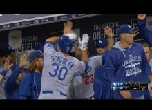 Dodgers vs. Padres Highlights 9.4.15: Adrian Gonzalez Caps Off Five Home Run Night For LA [VIDEO]