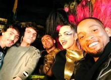 Bomba Estéreo and Will Smith