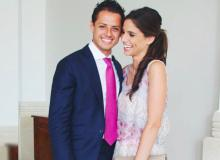 Chicharito and Lucia