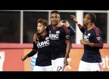 Juan Agudelo Delivers a Beautiful Bicycle Kick in New England's Loss to DC United