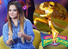 Becky G, Power Rangers