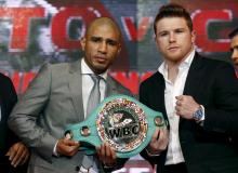 Cotto vs Canelo