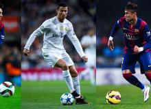 2015 FIFA Ballon d'Or Finalists