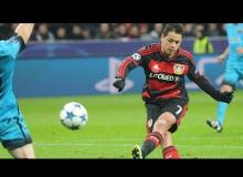 Chicharito's Goal Against Barcelona is Our Favorite Moment of the Week