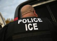 police ice immigration and customs enforcement