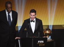 Lionel Messi Ballon d'Or