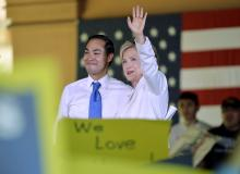 clinton julian castro