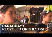 Children's Orchestra In Paraguay Creates Music With Recycled Instruments And They Sound Awesome!