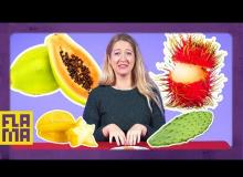 Americans Try Latin Fruits For The First Time, Watch Their Reaction