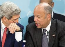 john kerry jeh johnson